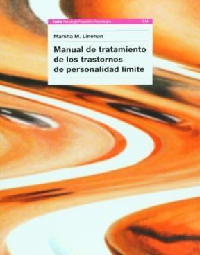 Papel MANUAL DE TRATAMIENTO DE LOS TRASTORNOS DE PERSONALIDAD LIMI