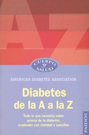 Papel Diabetes De La A A La Z