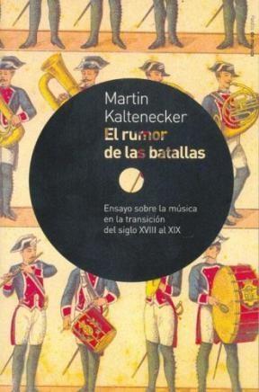 Papel RUMOR DE LAS BATALLAS (MUSICA 59714)