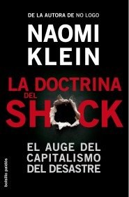 Papel Doctrina Del Shock, La