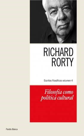 Papel Filosofia Como Politica Cultural