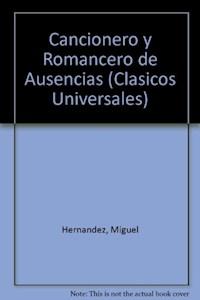 Papel Cancionero Y Romanc.De Ausenc (526)