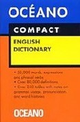 Papel English Dictionary Oceano Compact