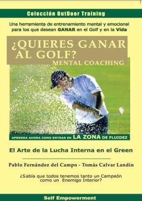 E-book ¿Quieres Ganar Al Golf?