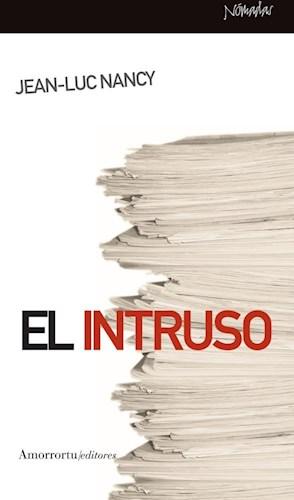 Libro El Intruso