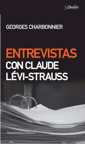 Libro Entrevistas Con Claude Levi-Strauss