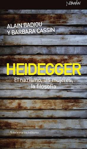 Libro Heidegger