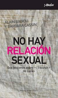 Papel No hay relación sexual