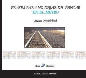 E-book Frases Para No Dejar De Pensar En El Metro