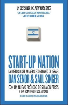 Libro Start-Up Nation
