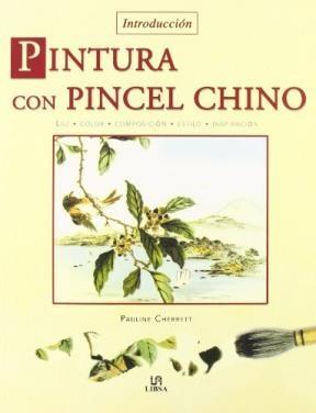 Papel Introduccion Pintura Con Pincel Chino