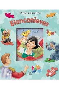 Papel Puzzle Cuentos Blancanieves