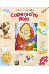 Papel Puzzle Cuentos Caperucita Roja