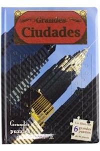 Papel Grandes Puzzles - Grandes Ciudades