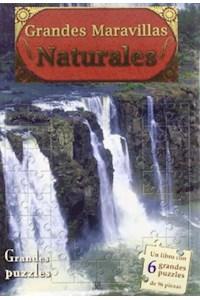 Papel Grandes Puzzles - Grandes Maravillas Naturales