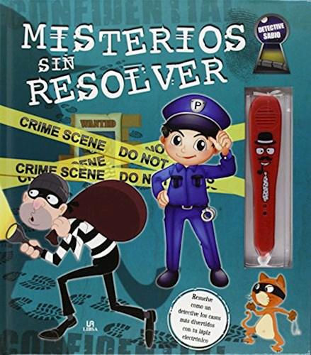 Papel Detective Sabio Misterios Sin Resolver
