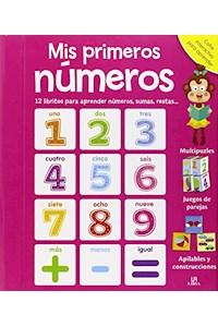 Papel Dial Bloque Mis Primeros Numeros