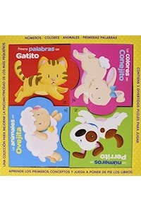 Papel Dial Puzzlebooks Animales