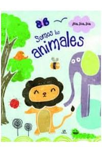 Papel Somos Los Animales - Bla, Bla, Bla