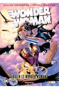 Papel Quien Es Wonder Woman?