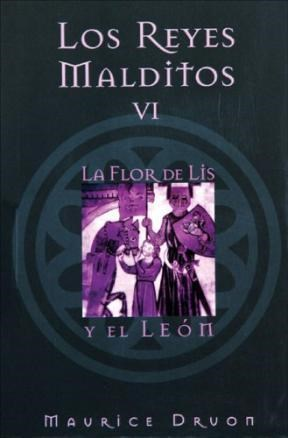 Papel Reyes Malditos Vi La Flor De Lis Y El Leon