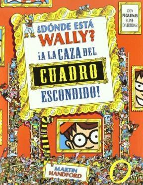 Papel Donde Esta Wally A La Caza Del Cuadro Escondido Td