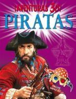 Papel Aventuras 3D Piratas
