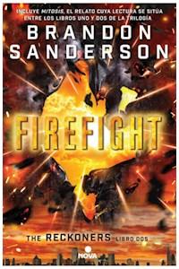 Papel Firefight - The Reckoners Ii