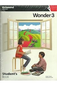 Papel Wonder 3 Std Book
