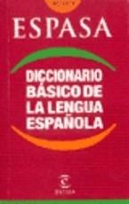 Papel Diccionario Basico De La Lengua Española