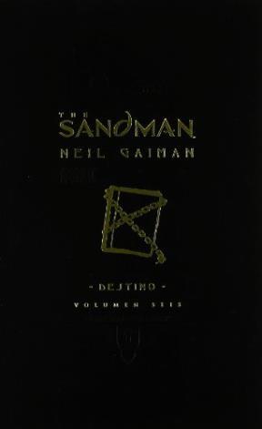 Papel The Sandman Volumen Vi - Destino
