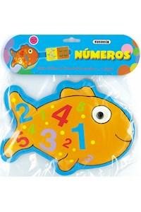 Papel Numeros (Animales De Baño)