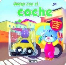 Libro El Coche ( Libro Con Juguete )