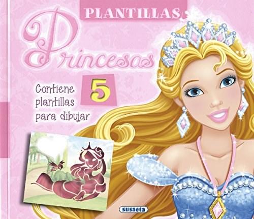 Papel Plantillas De Princesas