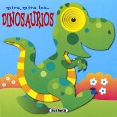 Libro Mira Mira Los Dinosaurios