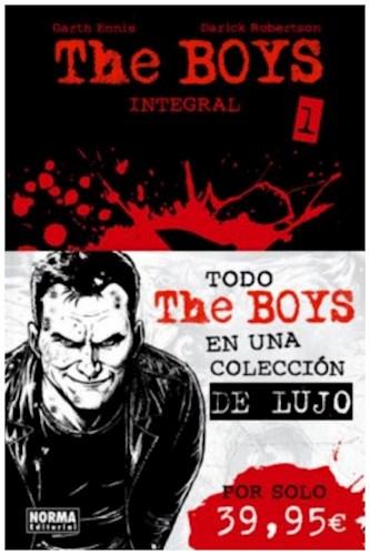 The Boys Integral Nº 01