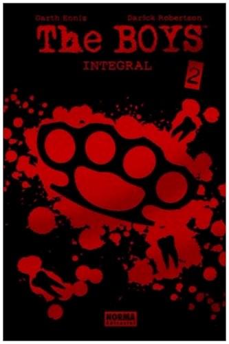 The Boys Integral Nº 02