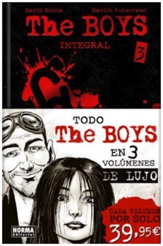 The Boys Integral Nº 03