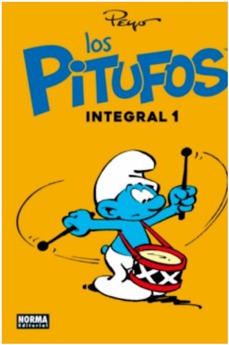 Los Pitufos Integral Nº 01