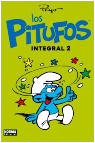 Los Pitufos Integral Nº 02