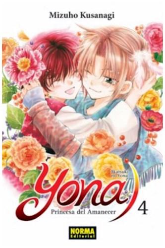 Yona  Princesa Del Amanecer 05