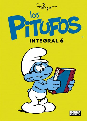 Los Pitufos Integral Nº 06