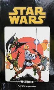 Papel STAR WARS VOLUMEN 16 (LUCAS BOOKS) (CARTONE)