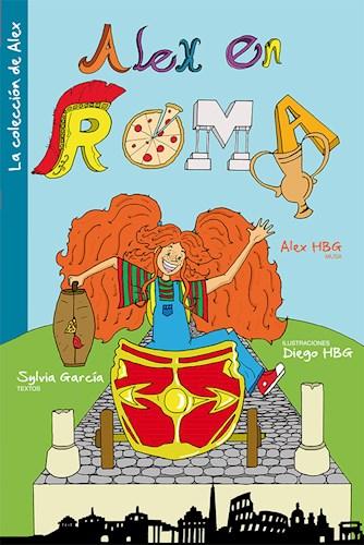 Libro Alex En Roma