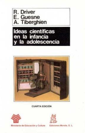 Papel Ideas científicas en la infancia y la adolescencia