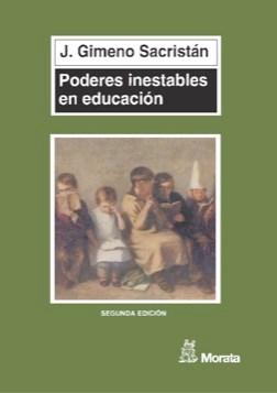 E-book Poderes Inestables En Educación