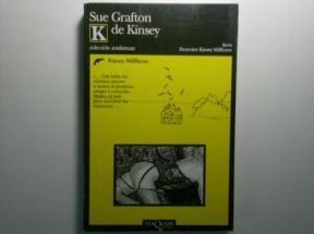 Libro K De Kinsey  Kinsey Milhone