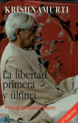 Libro La Libertad Primera Y Ultima