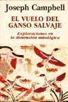 Papel VUELO DEL GANSO SALVAJE, EL