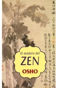 Papel Sendero Del Zen ,El